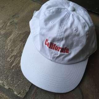 Brandy Melville California Baseball Cap / Hat