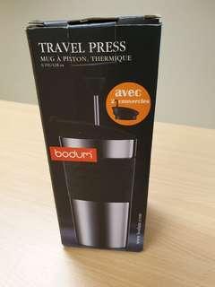 Bodum travel press stainless steel