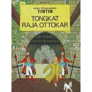 ( eBook Komik ) Tintin 03 Tongkat Raja Otokar
