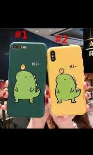 Soft Case iPhone and Oppo