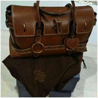 Mulberry Genuine Leather