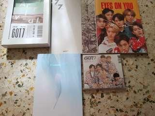 [WTS] Got7 Clearance!!