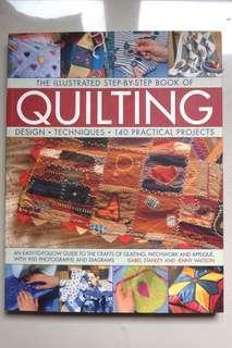 """Craft book """"Quilting"""""""