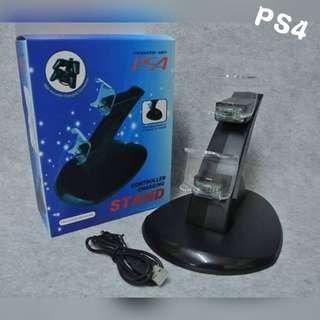 Ps4 Controller Charger Charging Stand Holder