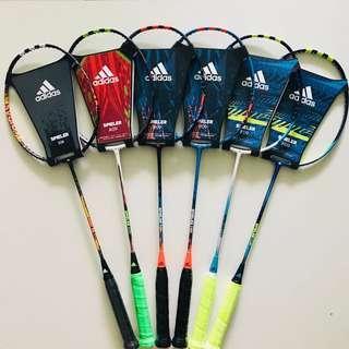 [CLEARANCE] Brand New Adidas Spieler Series Badminton Rackets