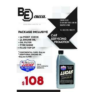Lucas 5W40 Premium