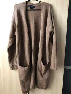 Forever21 Coat - brown