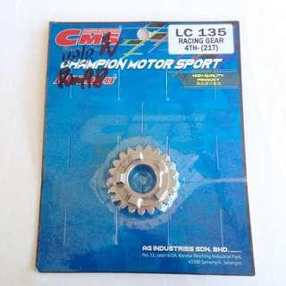 New CMS Racing 4th Gear 21T Motor Part