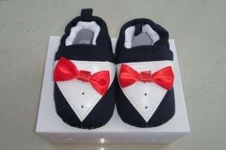 sepatu bayi canvas