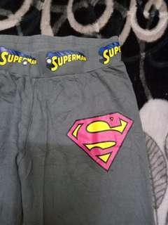 Love💝 SUPERMAN Pants