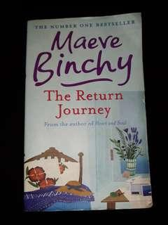 The Return Journey by Mauve Binchy