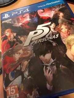 Persona 5 中文版
