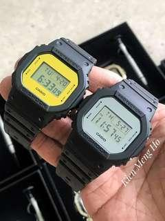 Brand new and 💯% authentic Casio G-Shock DW-5600BBMA-1 and DW-5600BBMB-1  , dw5600 , dw5600bbma , dw5600bbmb , dw5600bbma1 , dw5600bbmb1 , G-SHOCK , gshock , g-shock , Casio , CASIO , casio