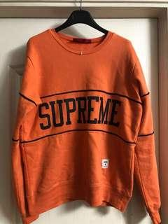 Supreme sweater Sz s used (少有made in Canada)