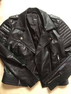 Sportsgirl Leather Jacket