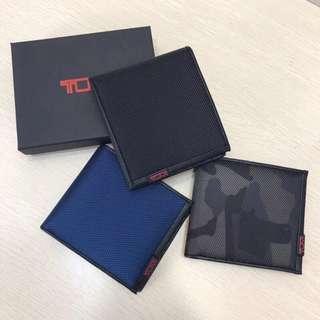 Tumi alpha bravo wallet