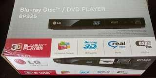 LG Blu-ray/DVD Player