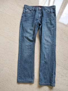 Washed Jeanswear - Size 34 ( Free Local Normal Mail )