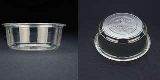 PLA. P-600 輕食碗   沙拉碗  碗+蓋