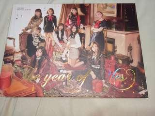 WTS TWICE The Year Of Yes Unsealed Album