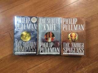 Philip Pullman - His Dark Materials set