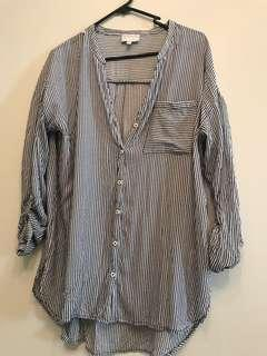 Witchery button up shirt
