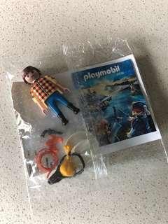 Playmobil Cowboy Figurine