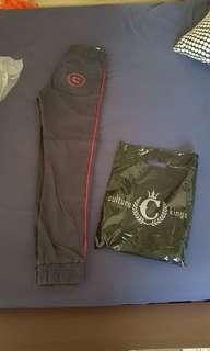 Brand New Carre pants from Culture Kings size small