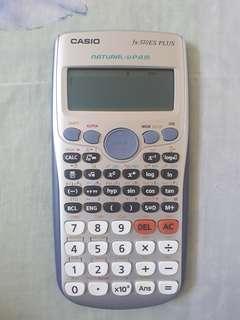 Casio fx-570 ES Plus calculator