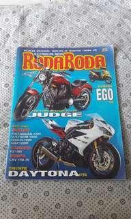 Majalah Motor Roda-roda