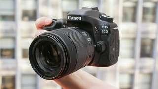 Canon 80D Cash&Kredit proses cepat hanya 3 menit free 1x cicilan