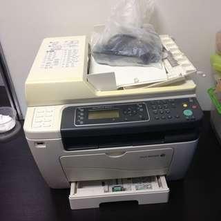 Fuji xerox printer DocuPrint M255z