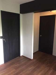 Veneer room door