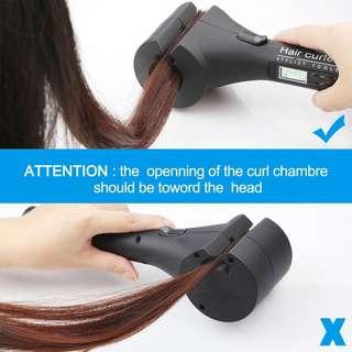 Get Long-lasting Curls in Comfort of Your Home !!