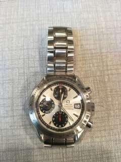 Pre-owned Omega Speed Master