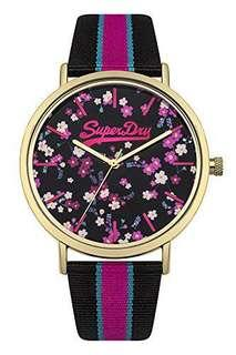 ♥️Superdry Oxford Ditsy Women Watch