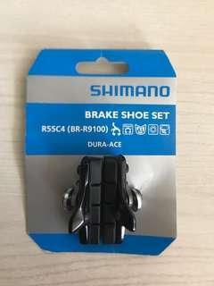 R55C4 BRAKE SHOE SET