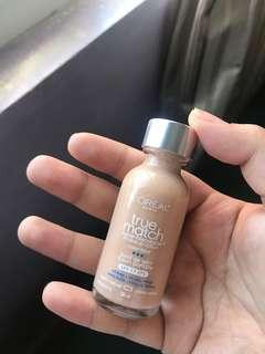 Loreal True Match Foundation in C3