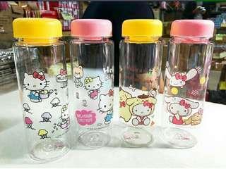 🚚 正版授權/三麗鷗KT水樣隨身瓶