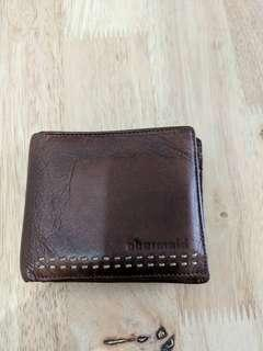 Obermain Wallet Authentic Leather