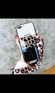 IPhone XR leopard casing