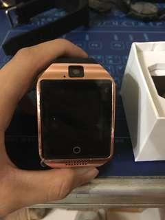 Smart watch only gold