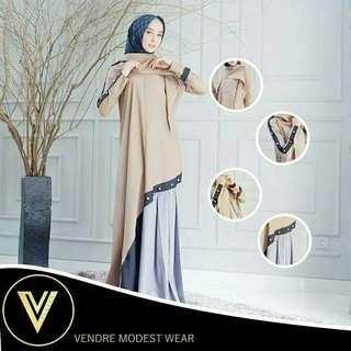 Vendre Yasain Dress Cream