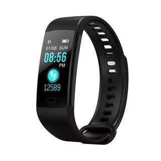 心率、血壓監測運動防水手環