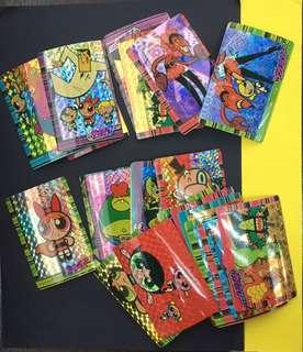 Power Puff Girls Cards ( Trading Cards )