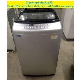 Samsung 7.5kg, washer / washing machine ($190 + free delivery and 2mths warranty)
