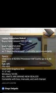 """Lenovo 330 17.3"""""""