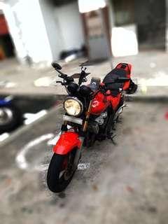 Honda Super four spec 3