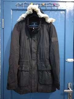 #maups4 [Nett/barter] Black winter jacket