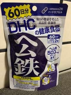 日本 DHC鐵 60天份